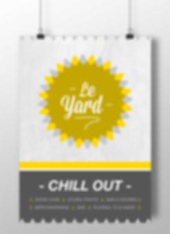 Affiche le yard