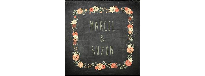 Logo Marcel & Suzon