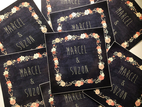 Stickers Marcel & Suzon