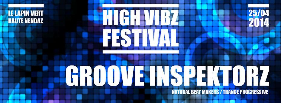 Couverture High Vibz Festival
