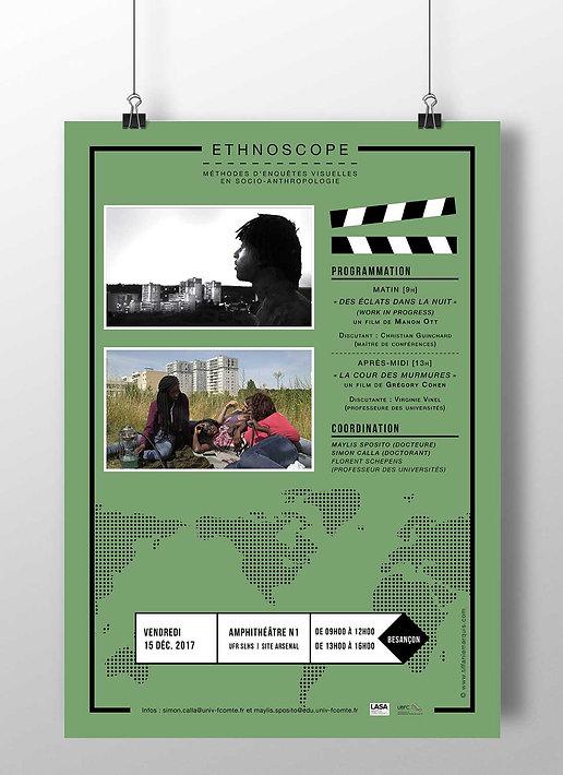 Affiche Ethnoscope #2