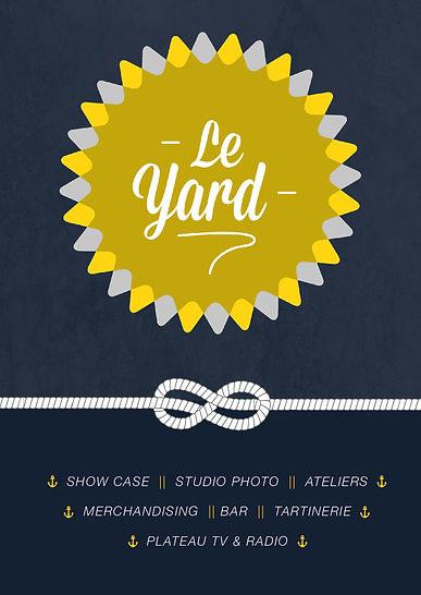 Recto flyer Le Yard #3