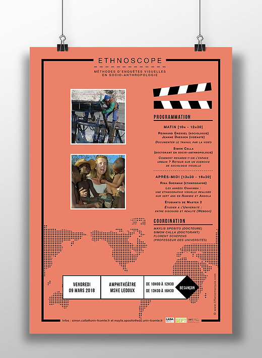 Affiche Ethnoscope #3