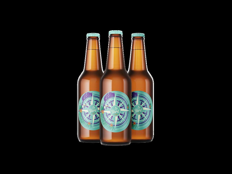 Bières Yard Pale Ale