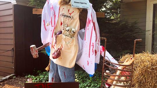 Peddler's Village Scarecrow Festival