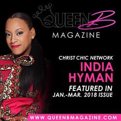 Queen B Magazine Feature