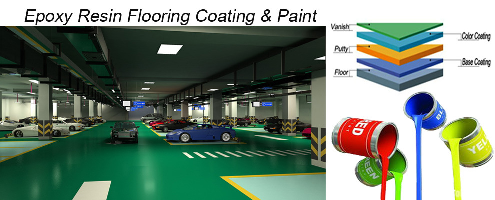 epoxy flooring coating and paint