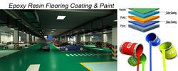 epoxy flooring coating and paint