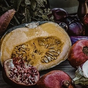 ROASTED KOBOCHA PUMPKIN seasonal item