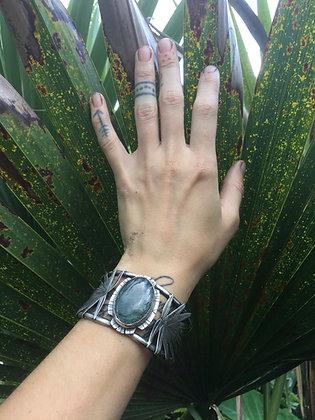 The Palmetto Bracelet (OOAK)