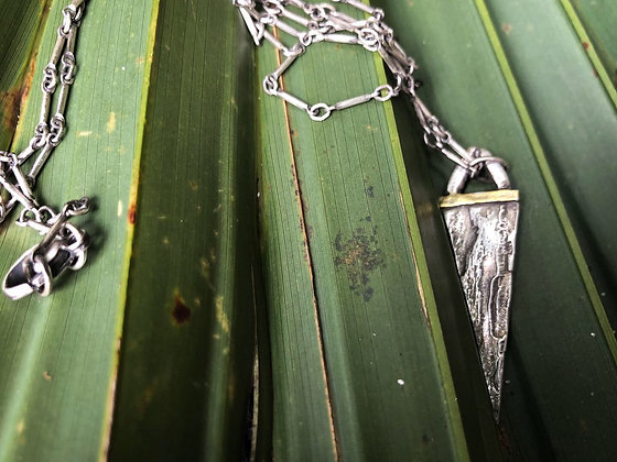 The Cypress Spear Necklace