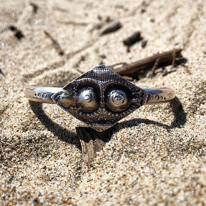 The Golden Sea Urchin Bracelet