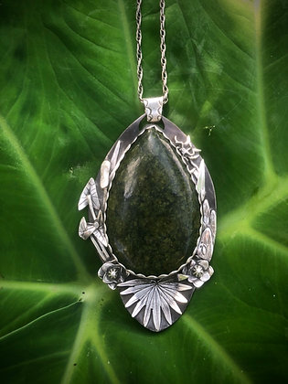 The Swamp Magic Necklace