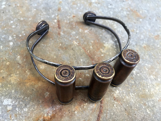 The Sharp Shooter Cuff Bracelet (OOAK)