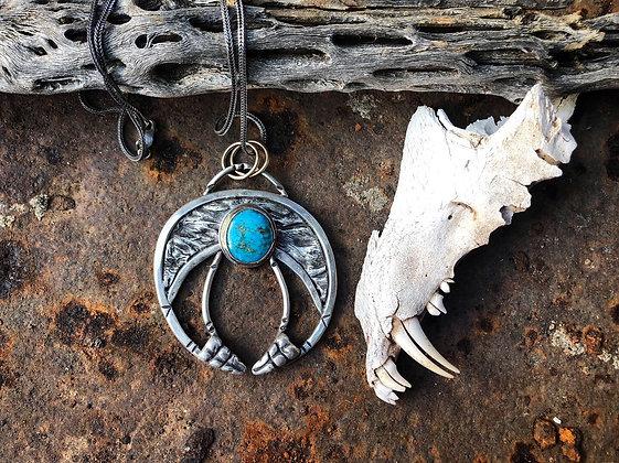 The Desert Pendant Necklace