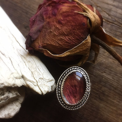 The Double Strength Ring (OOAK)