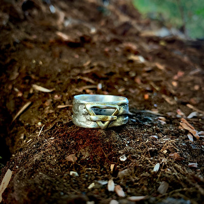 The Redwood + Earth Ring