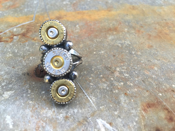 The Three Rounds Ring (OOAK)