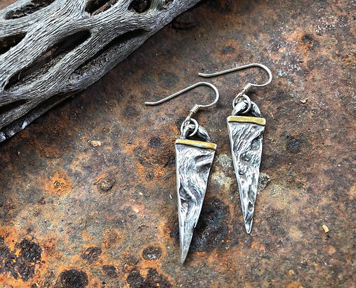 The Cholla Spear Earrings