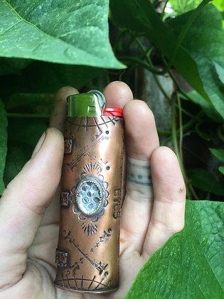 The Python Fire Lighter Holster (OOAK)