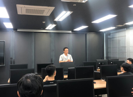 ACE Lab's Lab Meeting