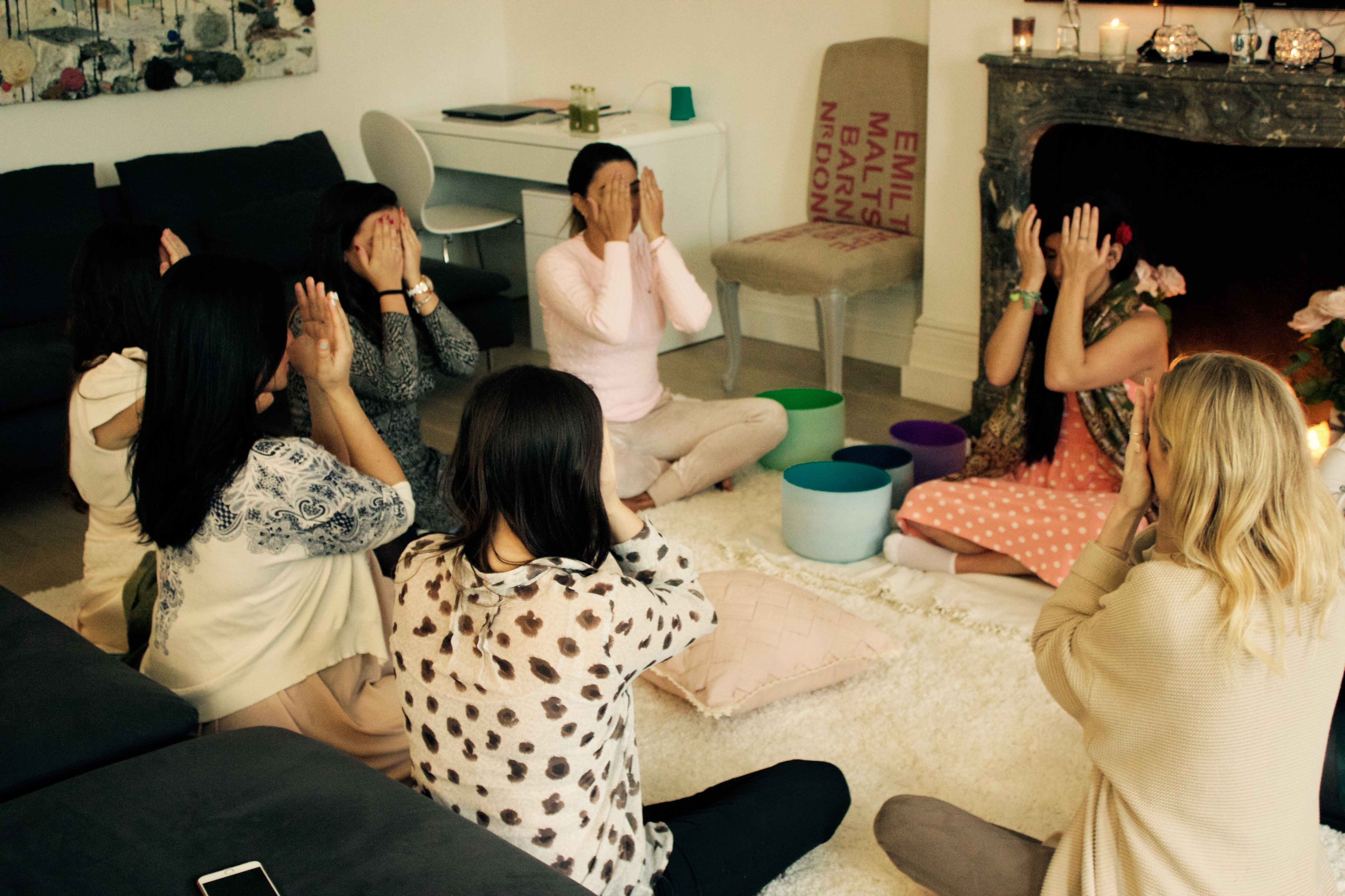 Meditation Eye Soothing