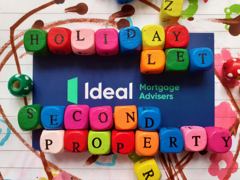 Buying a holiday let or second property?