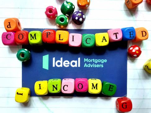 Complicated Income: can I get a mortgage if…