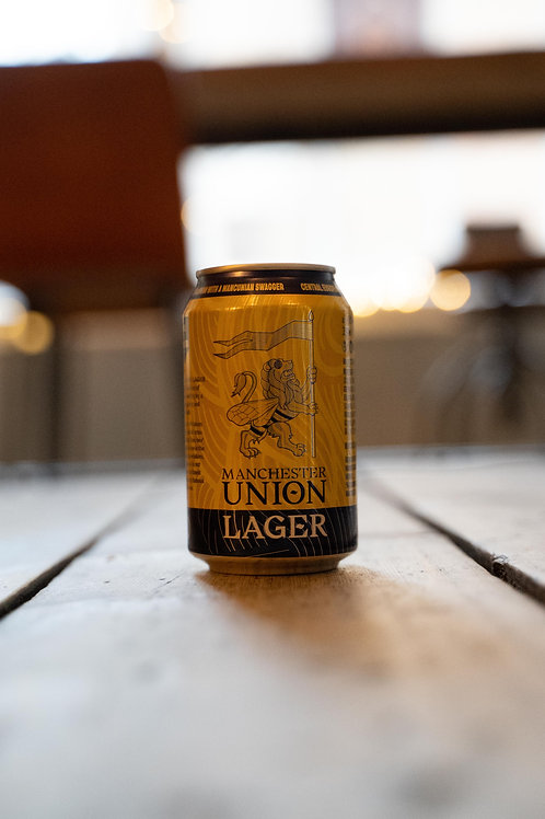 Manchester Union Lager