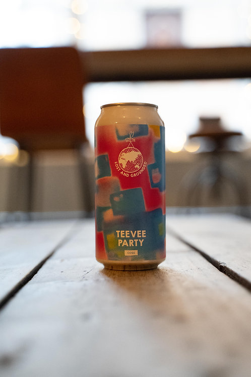 Lost & Grounded Teevee Gose