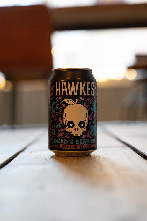 Hawkes Dead & Berried - Mixed berry cider