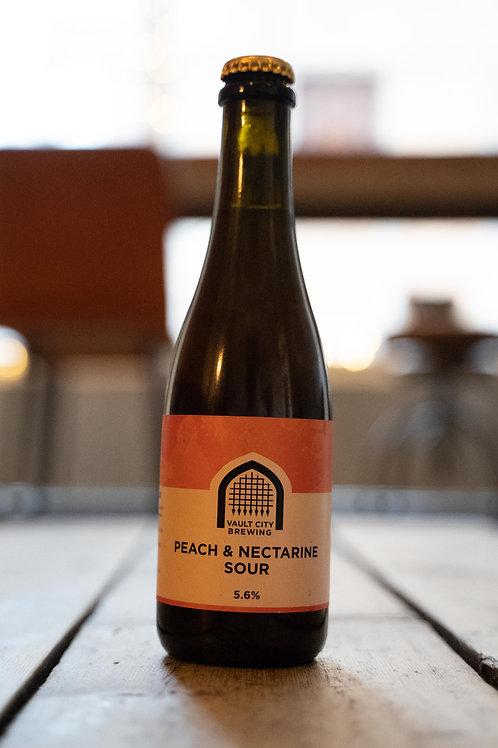 Vault City Peach & Nectarine Sour