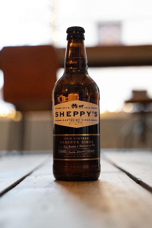 Sheppy's Reserve Cider