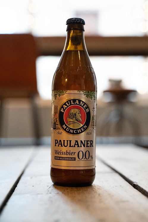 Paulaner Non Alcoholic Weissbier