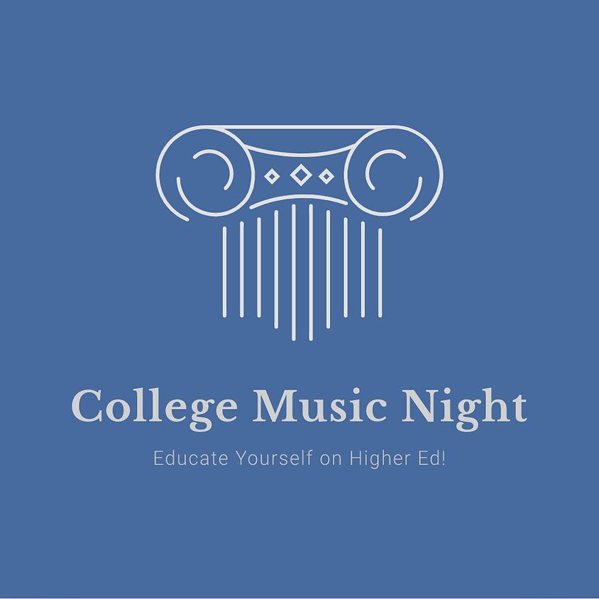College Music Night