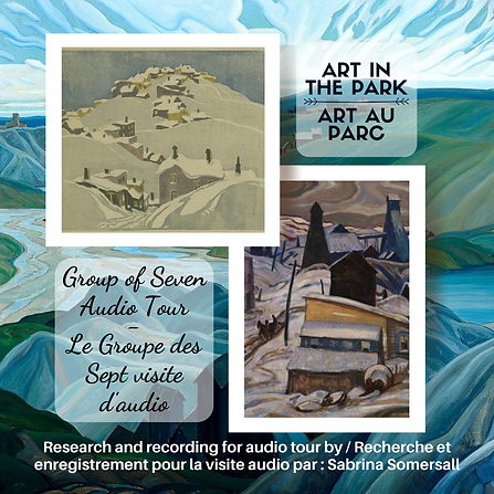 Group of Seven Audio Tour poster.png
