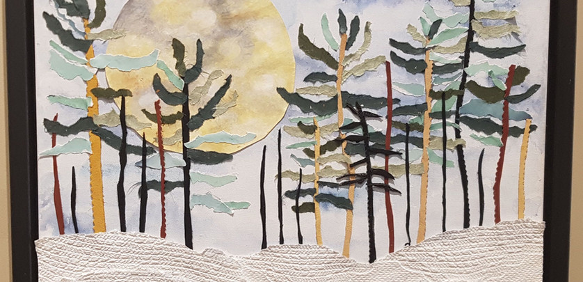 Stéphanie L - The Forests are a Part of
