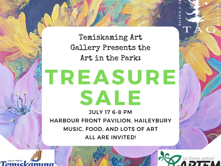 Art Treasure Sale