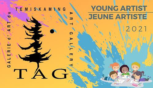 Young Artist // Jeune artiste