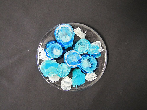 Blue Explosion Coasters