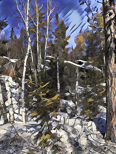 Embellished Landscape