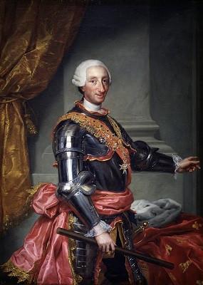 Karl der 3. aus Spanien