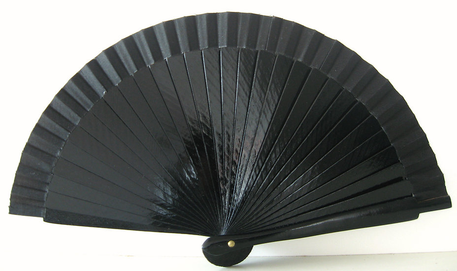 V-1200NEG - Clutchfächer 16 cm aus lackiertem Holz