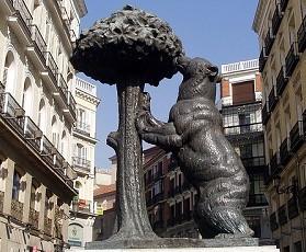 Zu Besuch in Madrid