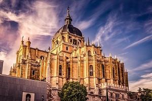 Kathedrale Almudena Madrid