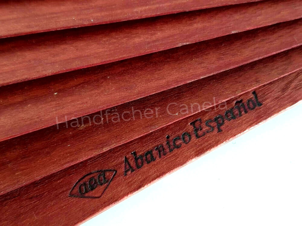 AEA Abanico Espanol - Qualitätsbezeichnung des spanischen Handfächer