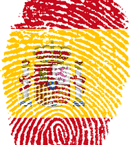 Qualitative Handfächer aus Spanien