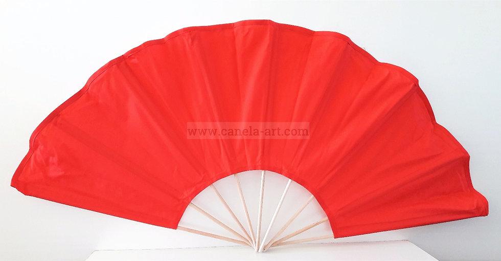 PR-6010ROJ - Tanzfächer Rot