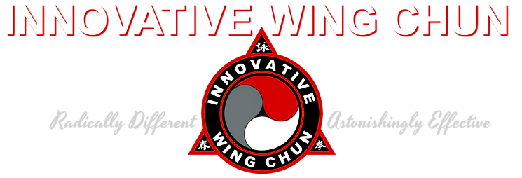 Innovative Wing Chun logo header, Wing Chun Tai Chi Martial Arts Self Defense Franklin Highlands Cashiers NC