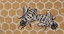 Bees by Shelley Dyer-Gibbins.jpg